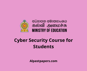 Cyber Security Course Free