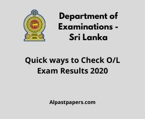 Quick-ways-to-check-gce-ol-exam-results-2020