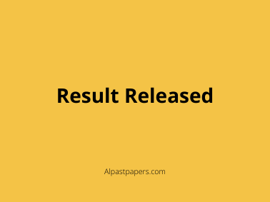 Result-released
