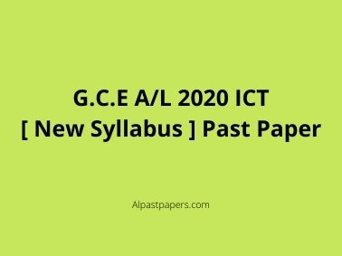 A_L-2020-ICT-New-Syllabus-Past-Paper